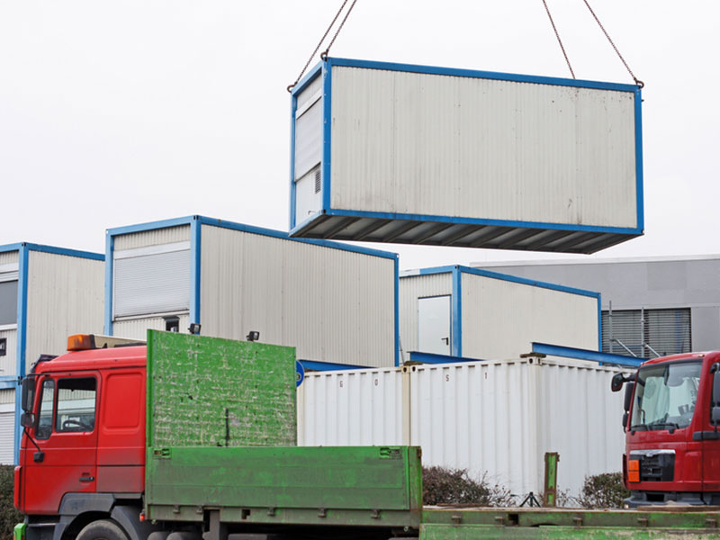 Burocontainer Mieten Huffermann Mietgerate